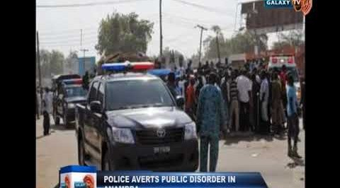 Police Averts Public Disorder in Anambra