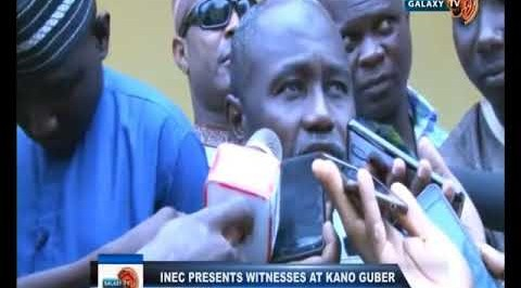 INEC Presents Witnesses at Kano Guber Tribunal