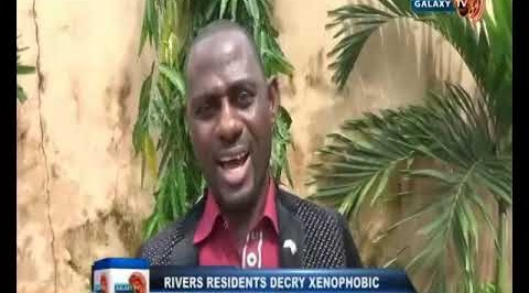 Rivers Residents Decry Xenophobic Attacks in South Africa
