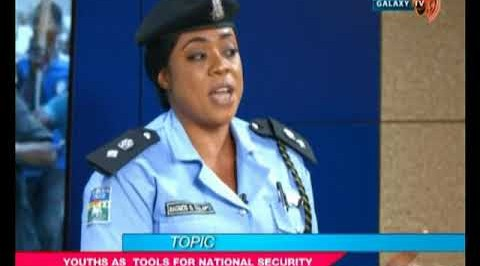 The Buzz: Youths as tools for National Security