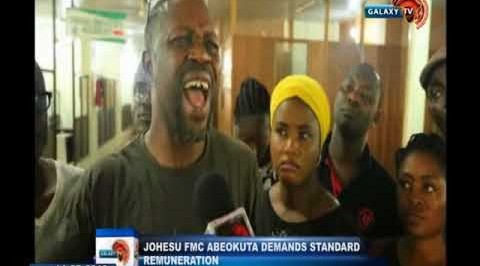 Johesu FMC Abeokuta demands standard remuneration