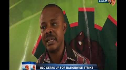 United Labour Congress gears up for mother of all strikes
