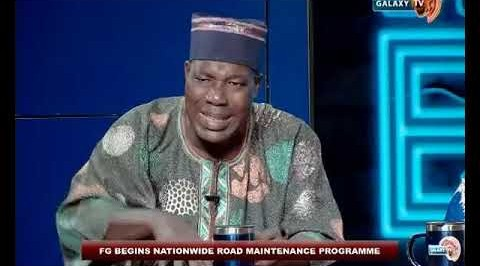 FG Beings Nationwide Road Maintenance Programme