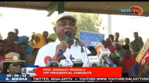 Moghalu Flags Off Presidential Campaign