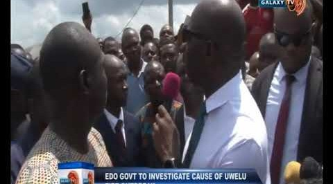 Edo Government to Investigate Cause of Uwelu Fire Outbreak