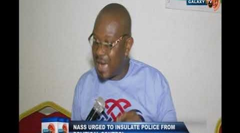 NASS urged to insulate from political country