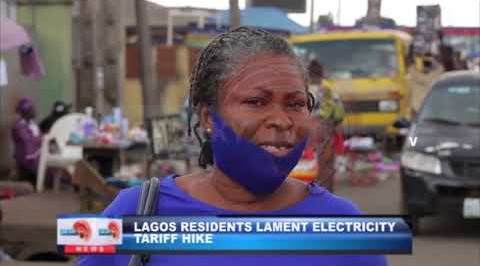 Lagos Residents Lament Electricity Tariff Hike