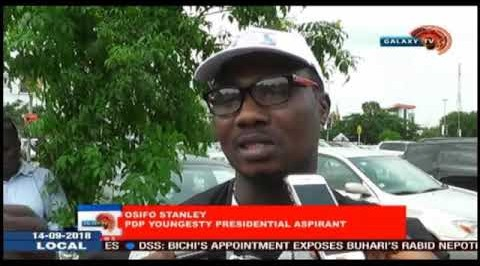 PDP youngest presidential aspirant promises to tackle poverty