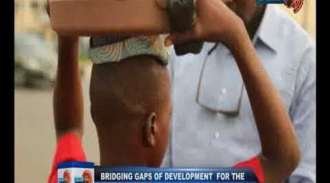 Bridging gaps of development for the African child