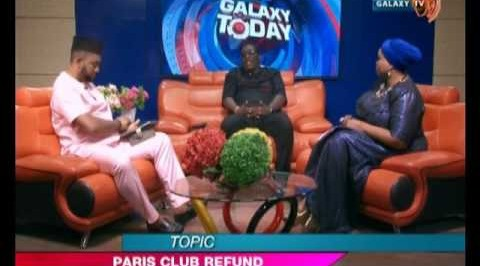 GalaxyToday: Paris Club refund spending