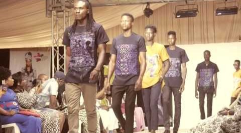NTFS Ibadan: see the elegant models on the walkway