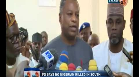 FG Says no Nigerian Killed in South Africa