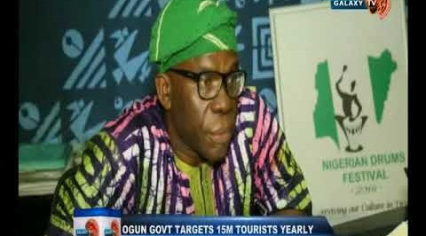 Ogun targets 15m tourists yearly