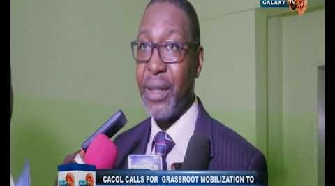 CACOL calls for grassroot mobilisation to fight corruption