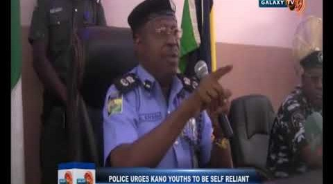 Police Urges Kano Youths to be Self Realiant