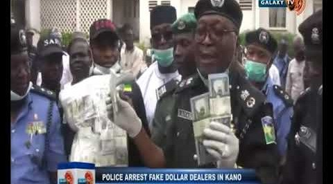 Police Arrest Killers of Akabe's Convoy