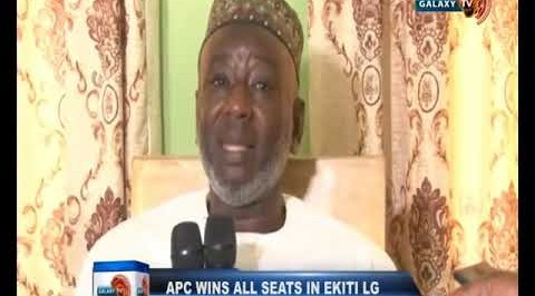 APC Wins All Seats in Ekiti LG Election