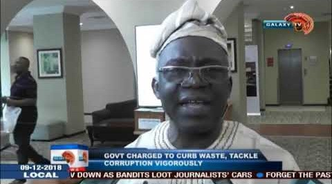 GOVT charged to curb waste, tackle corruption vigorously