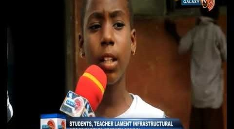 Students, Teachers Laments Infrastructural Decay in Delta Primary School