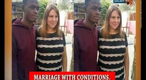 46yrs Old American Arrives Kano, Set to Marry 26yrs Old Nigerian Barber.