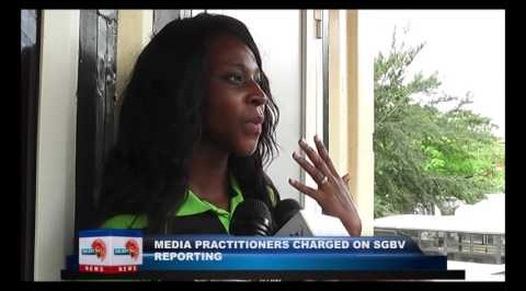 Media practitioners charged on SGBV reporting