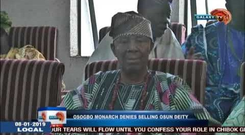 Osun Monarch Denies Selling Osun Deity