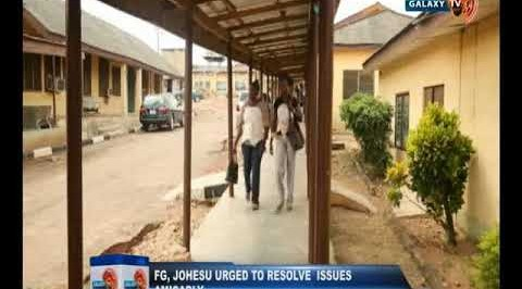 FG urged to resolve JOHESU strike amicably