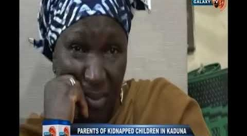 Parents of Kidnapped Children in Kaduna Lament