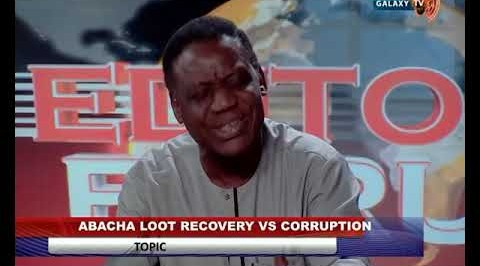 Abacha Loot Recovery Vs Corruption