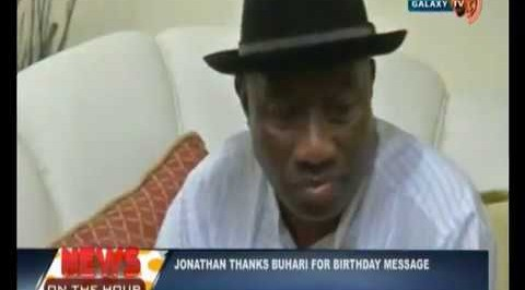 News on the hour: Jonathan speaks on state of nation