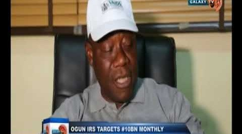 Ogun IRS targets #10bn monthly income tax