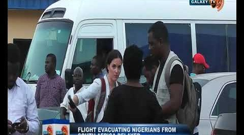 Flight Evacuating Second Batch of Nigerians from South Africa Delayed