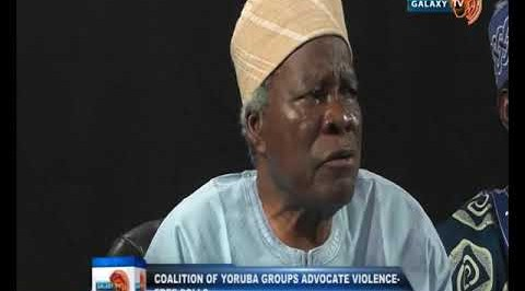 Coalition Of Yoruba Groups Advocate Violence free Polls
