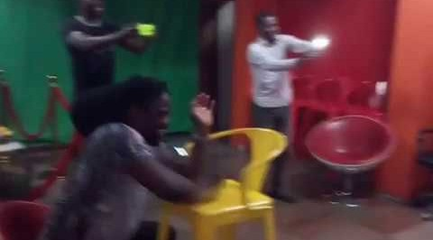 See how Daddy Showkey and Miyen Akiri dance galala