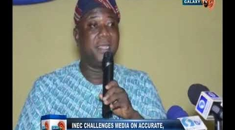 INEC challenges media on accurate, unbiased election reportage