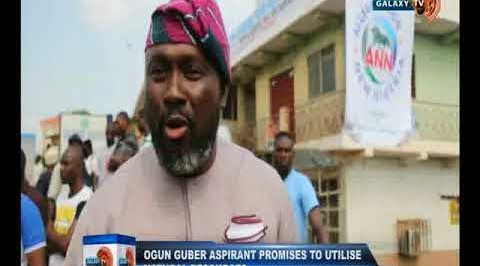 Ogun guber aspirant promises to utilize natural resources