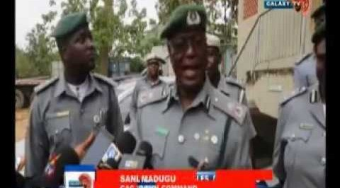 Customs intercepts vehicles, other goods worth over N170M