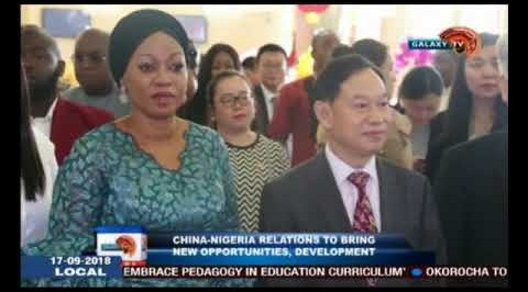 China-Nigeria relations to bring new opportunities, development