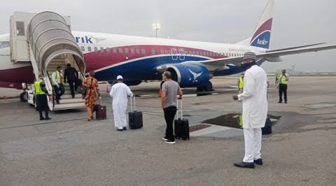 Post Lockdown; Domestic Flights witness Low Turn Out