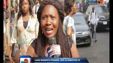 Lagos Residents Stranded, Result to Trekking, Seek Alternatives for Okada, Tricycle Ban