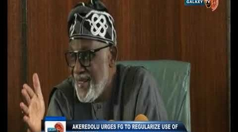 Ondo State Gov Akeredolu Urges FG to Regularize use of Marijuana