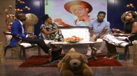 Entertainment galore: Johnny Drille freestyles on D' lounge