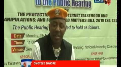 Sowore Speaks on the Social Media Bill
