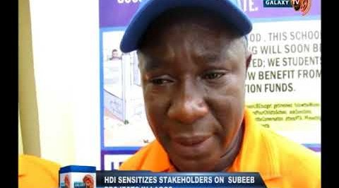 HDI sensitizes stakeholders on SUBEEB project in Lagos