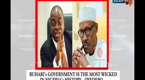 Buhari's Government is the Most Wicked in Nigeria's History   Bishop David Oyedepo