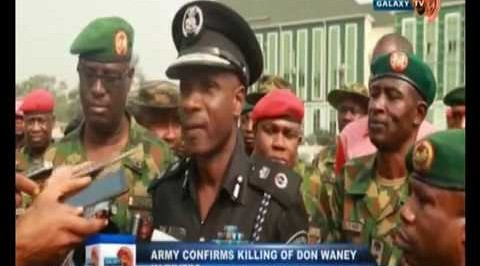 How Don Waney was killed in Rivers