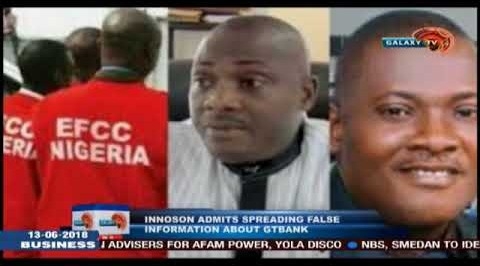 Innoson admits spreading false information about GTB