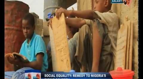 Social Equality; Remedy to Nigeria's Rising Poverty
