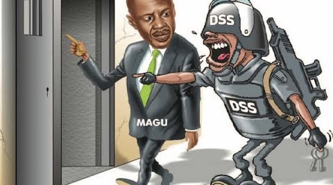Magu's Corruption Scandal, Detention Saga VS NDDC Probe