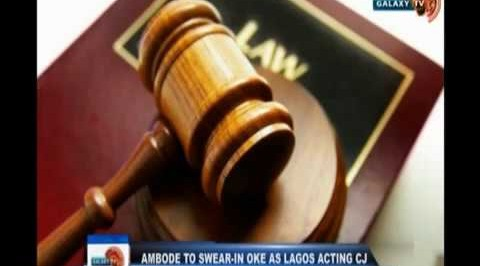 Ambode to swear-in Oke as Lagos acting CJ